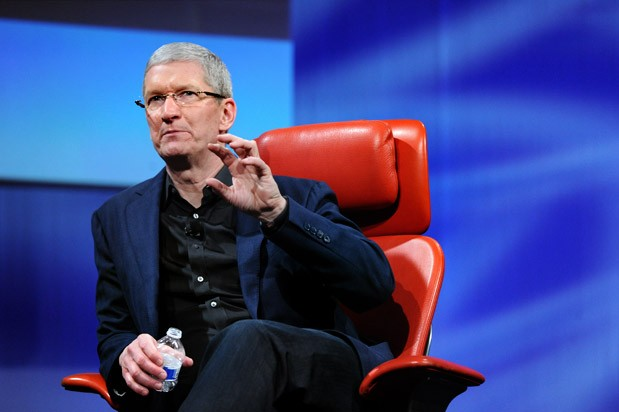 Tim Cook Apple will open up its APIs