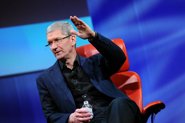 Tim Cook on Android market share winning has never been about having the most update video
