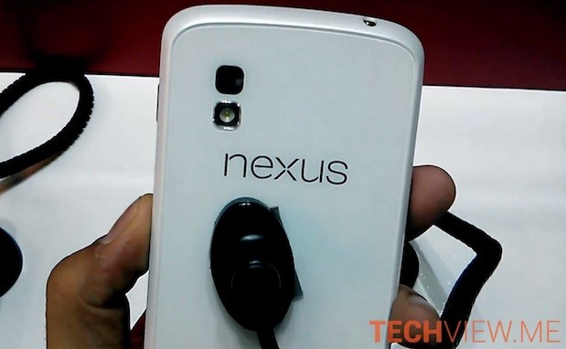 LG Nexus 4 with Bluetooth 40 support shows up on Bluetooth SIG