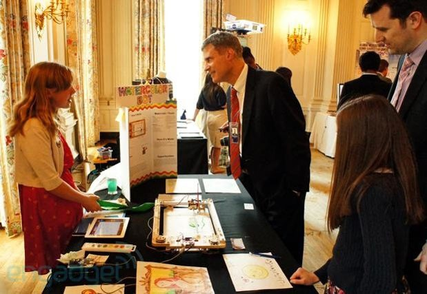 Inside the third-annual White House Science Fair