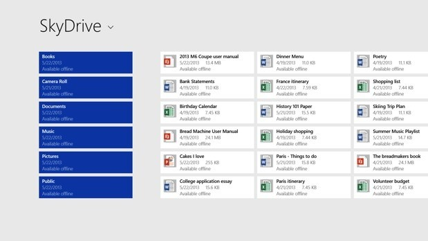 Microsoft Windows 81 unveiled new apps, new features and the return of the Start button
