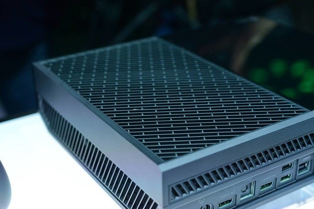 Xbox One has non-replaceable hard drive, external storage is supported
