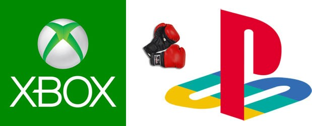 Xbox One vs Xbox 360 vs PS4 fight!