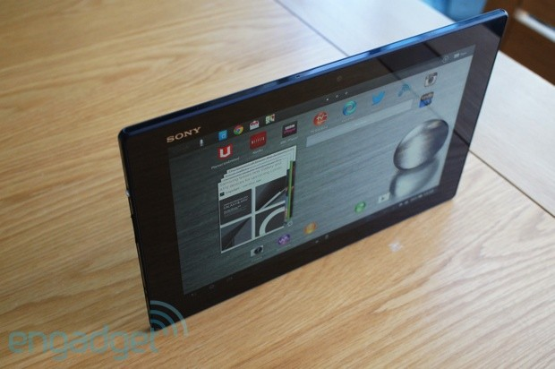 DNP Sony Xperia Tablet Z review