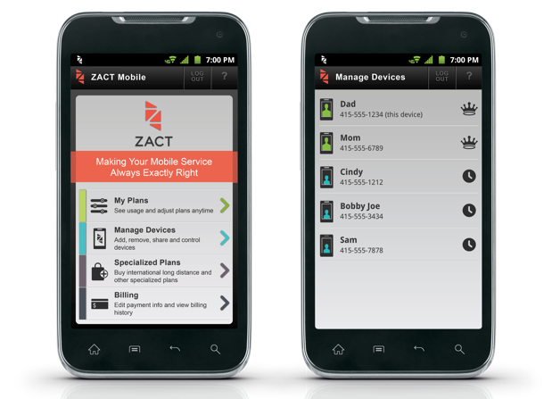 DNP Zact debuts 'Smart Mobile Service,' aims to offer true carrier alternative