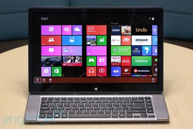 Acer Aspire R7 review: a flexible form factor at a reasonable price