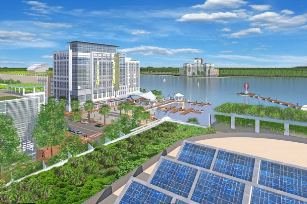 DNP America's most sustainable city a green dream deferred