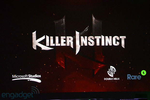 Killer Instinct returns as an Xbox One exclusive title