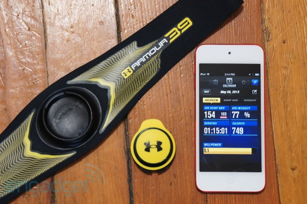 Armour39 review: a fitness tracker for the wannabe elite athlete