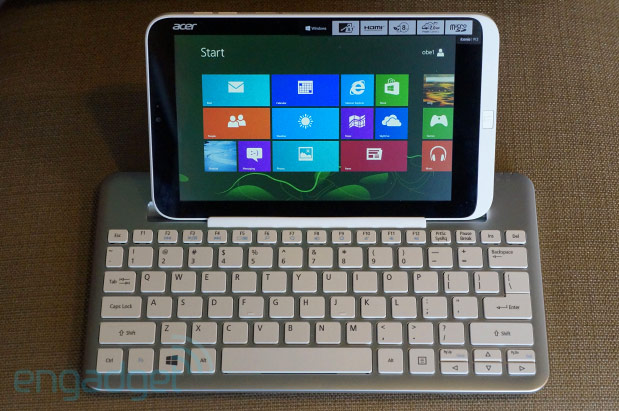 PSA Acer Iconia W3 up for preorder at Office Depot, Staples starting at $350