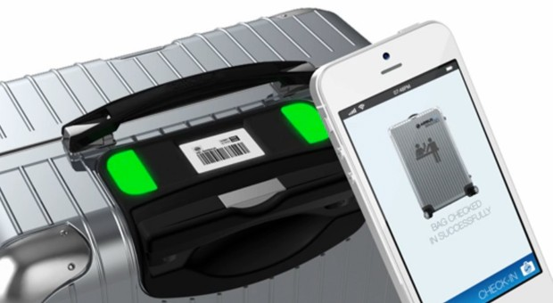 Airbus Bag2Go smart luggage wields GPS, RFID to skip airport hassles