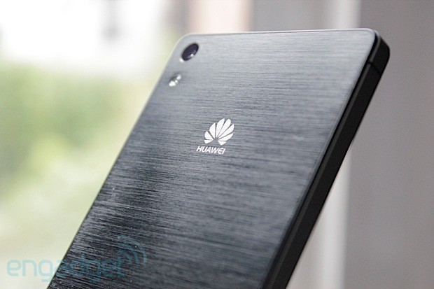 Huawei Ascend P6 review great design but performance is lacking