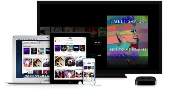 WSJ Apple's iTunes Radio terms more generous to labels than Pandora