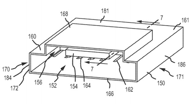 Apple patent stuffs two ports in one, saves space in your laptop