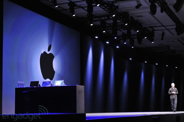 Editorial The unwavering subtexts of Apple's WWDC keynote