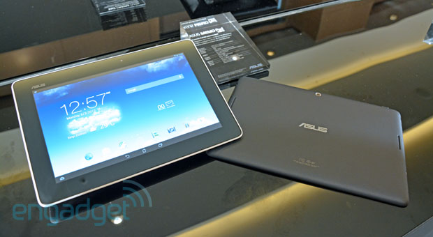 ASUS Annouced MeMO Pad FHD 10 Inches Android Tablet
