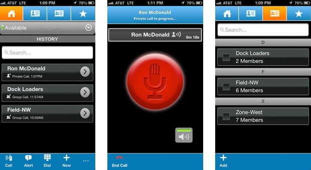 AT&T launches Enhanced PushtoTalk for iPhone with WiFi calling