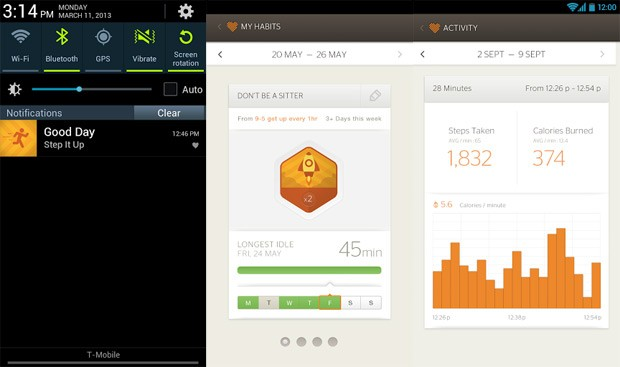 Basis Band Android app finally available, iOS version still absent (video)