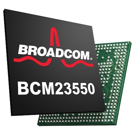 Broadcom announces quadcore HSPA chipset destined for budget Android phones