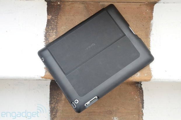DNP iPad keyboard case roundup Logitech Folio vs Belkin Ultimate vs ClamCase Pro