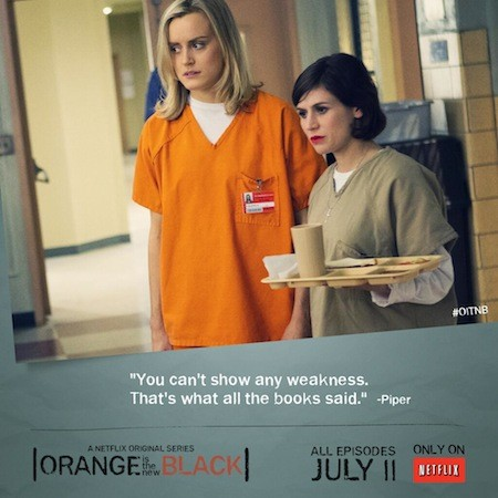 Netflix renews 'Orange is the New Black' series for season two, before season one launches