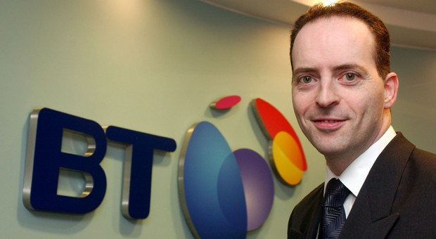 BT CEO Ian Livingston to leave in September, accept government role