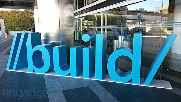 Microsoft Build 2013 event wrapup