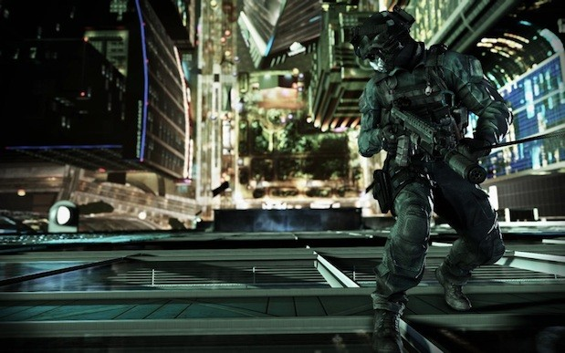 Call of Duty Ghosts gives a preE3 preview of nextgen FPS action video