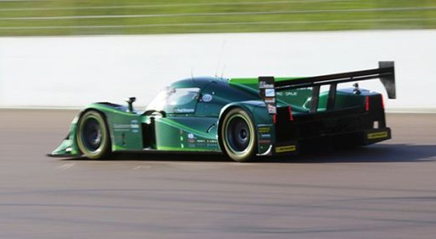 Drayson Racing sets electric land speed record at 204.2MPH (video)
