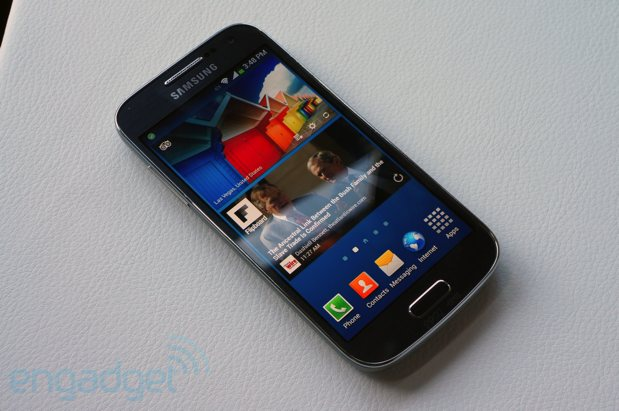 Samsung Galaxy S4 Mini handson video