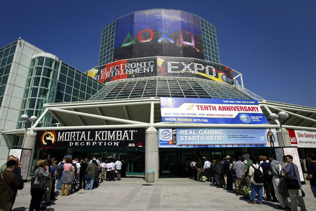 DNP Then there were three Sony, Microsoft, Nintendo and the evolution of the Electronic Entertainment Expo