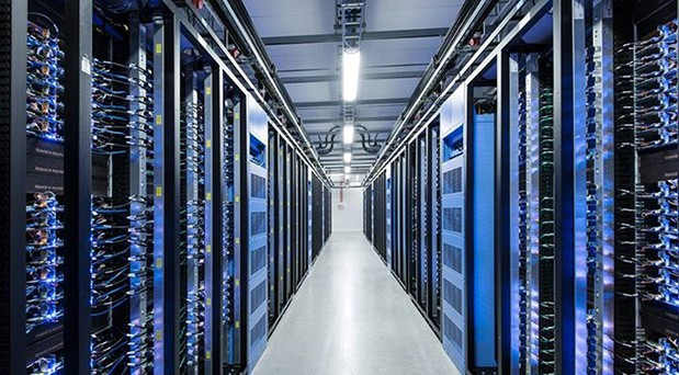 DNP Facebook data center in Sweden
