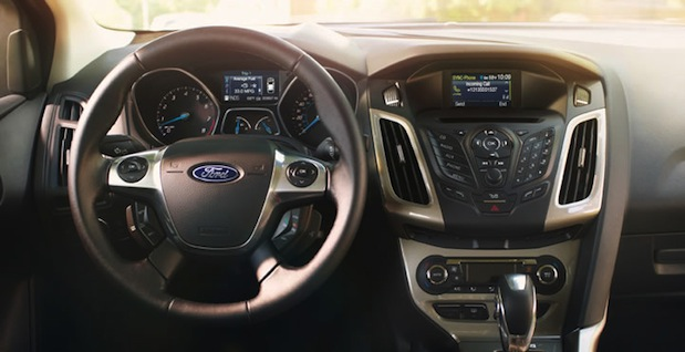 SiriusXM internet radio coming to Ford's SYNC AppLink, complete with indash controls