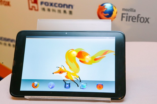 Foxconn inks deal with Mozilla to develop Firefox OS phones and tablets