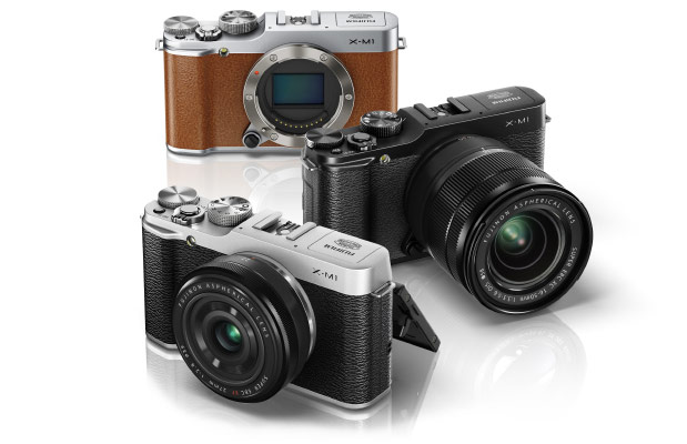 Fujifilm XM1 mirrorless ILC ships in July with 163megapixel APSC sensor, $700 price tag