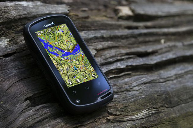 Garmin's featurepacked Monterra handheld GPS runs Android, ships in Q3 for $650