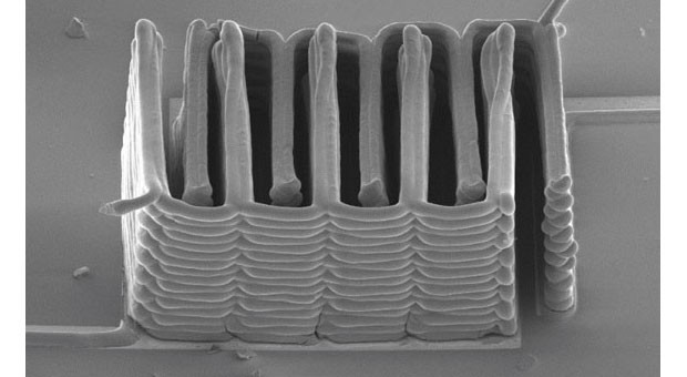 Researchers create microbattery using 3D printing