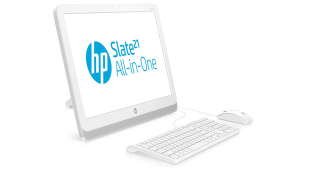 HP launches Slate 21 AIO, 215inch Android tablet with Tegra 4