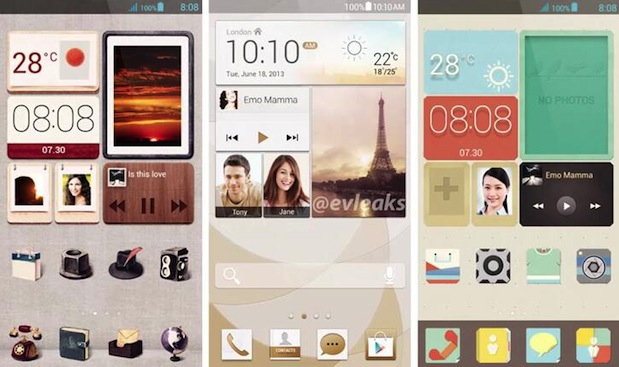 Huawei Ascend P6 specs leaked 15GHz quadcore, 618mm thick,47inch 720p display