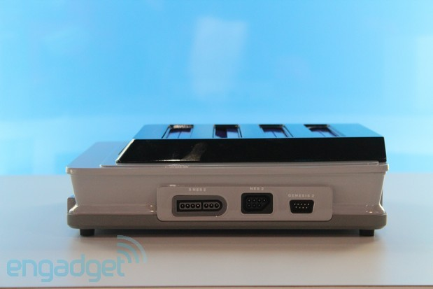 Handson with Hyperkin's Retron 5 emulating nine classic consoles with a hint of Android