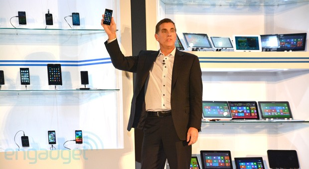 Intel VP 'Lack of LTE' hampers our approach to the US smartphone market