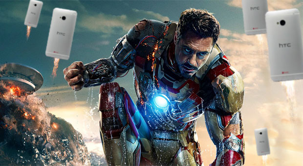 HTC reportedly enlists Robert Downey Jr in $12 million marketing deal