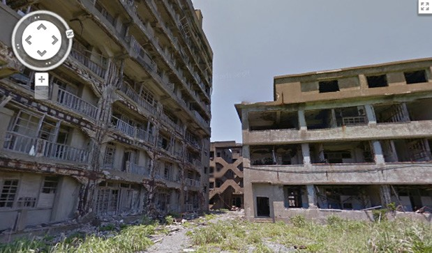 Japan's 'Dead Island' mapped by Google Street View,