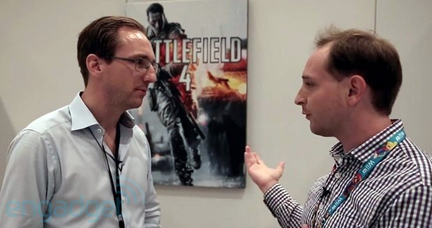 Talking Frostbite, Battlefield 4 and Mirror's Edge 2 with EA DICE's big boss video