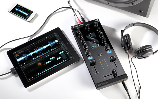 Native Instruments outs Kontrol Z1: an iOS DJ mixer with audio interface