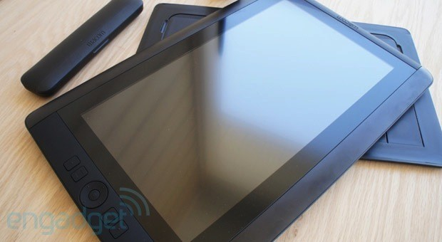Wacom Cintiq 13HD review: a space-saving pen display for designers