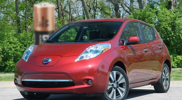 Nissan launches anytime Leaf battery replacement program for $100 per month