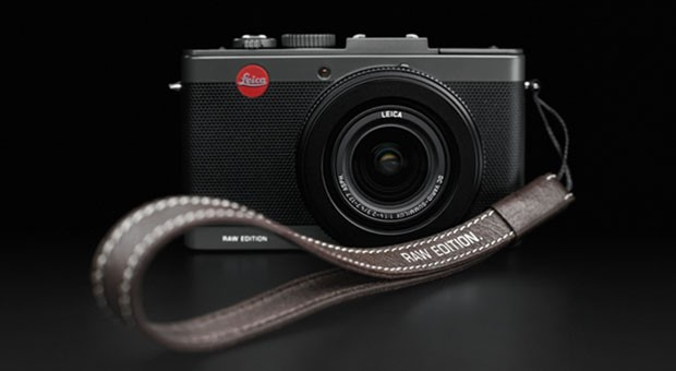 Leica unveils designer DLux 6 GStar Raw model cobranded with Dutch denim label
