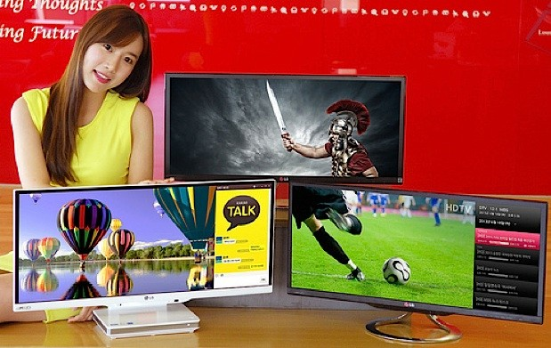LG launches TV set and allinone PC with 29inch 219 ultrawidescreen