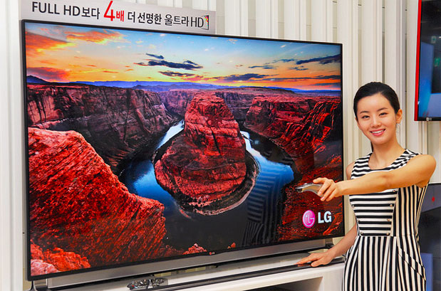lg announces korean availability for 55 and 65 inch 4k tvs. Black Bedroom Furniture Sets. Home Design Ideas